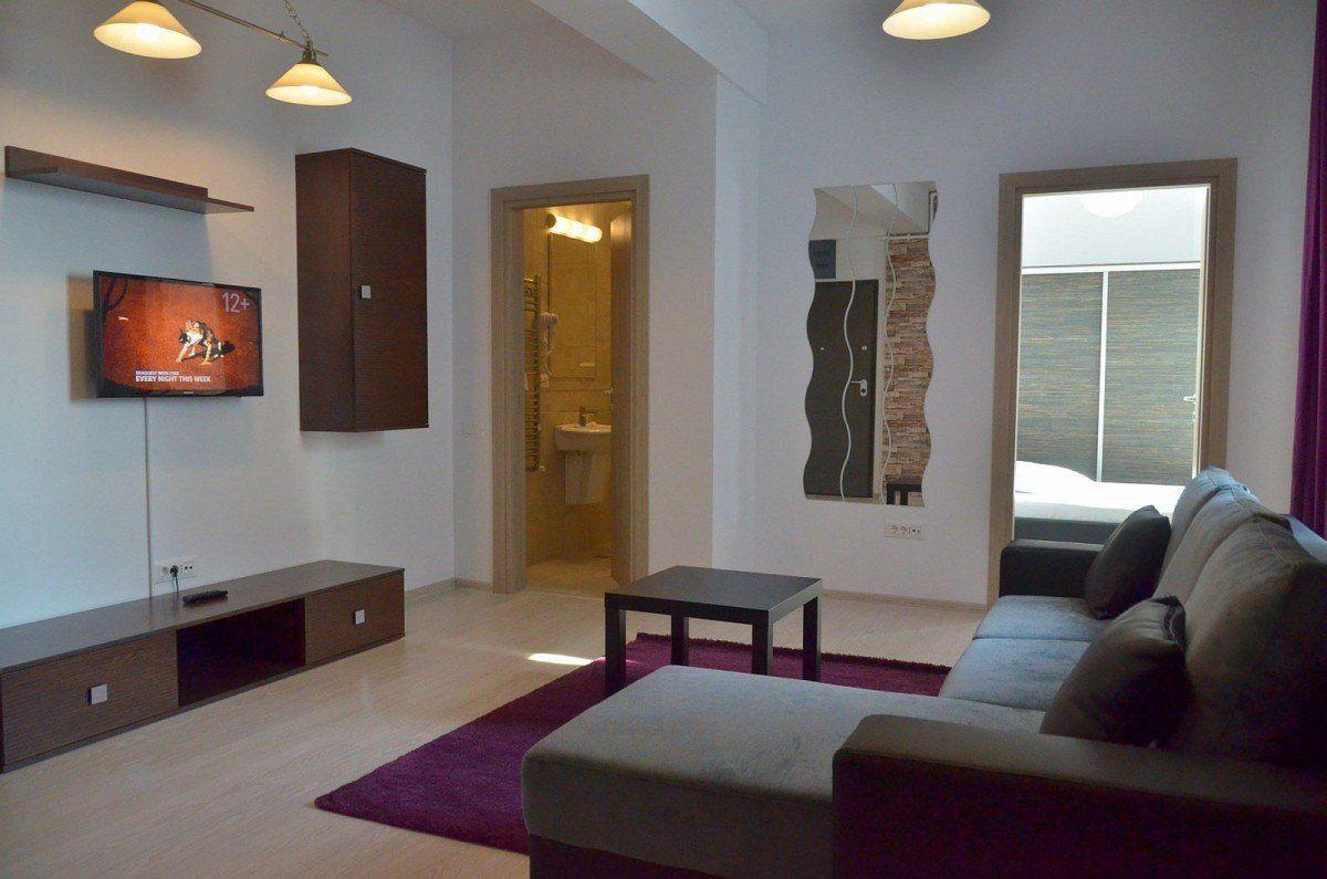 apartament doua camere regim hotelier